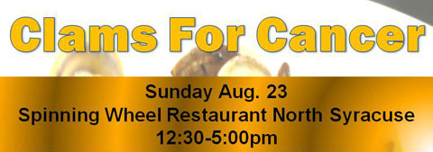Clams for Cancer 2015