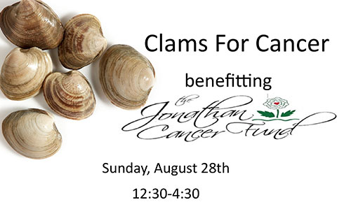 Clams for Cancer 2016